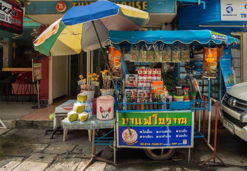 PATTAYA, TAILANDIA - OCTUBRE 25,2018: Soi 13/2 imagenes de archivo