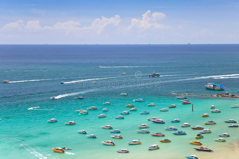 Pattaya, Thailand stock foto