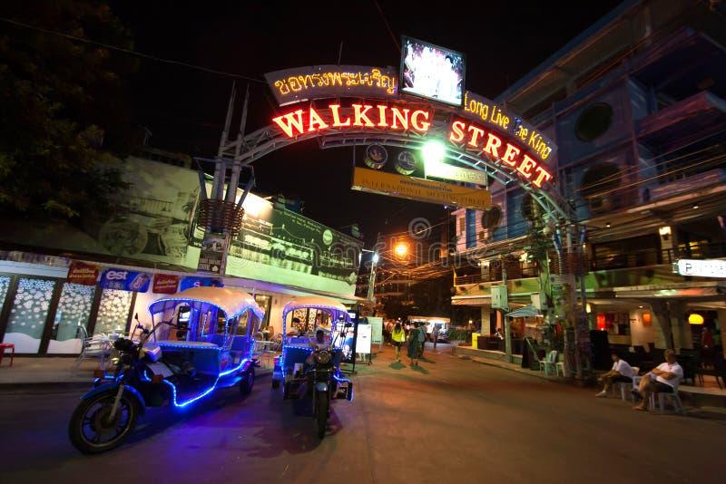 pattaya Thailand obrazy royalty free