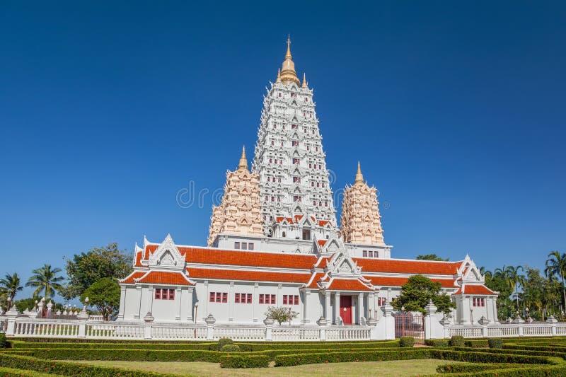 Pattaya, Thailand. Indian style Pagoda at Pattaya, Thailand stock photo