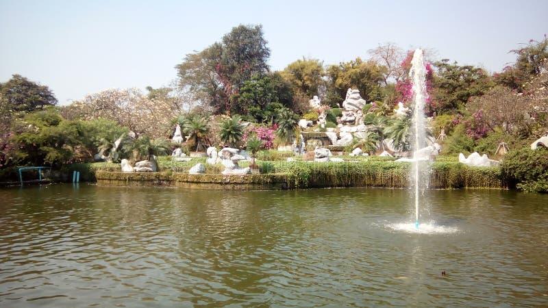Pattaya-Zoo lizenzfreie stockbilder