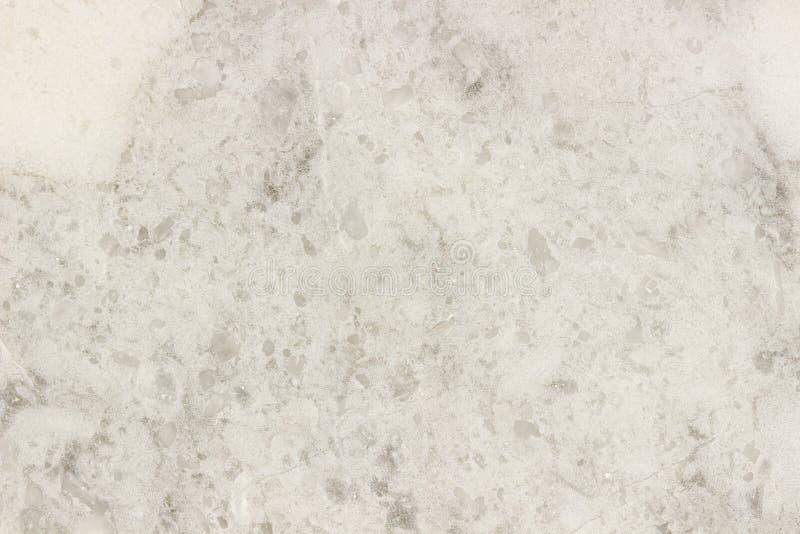 Patte grunge de détail de nature de granit en pierre de marbre blanc de fond images stock