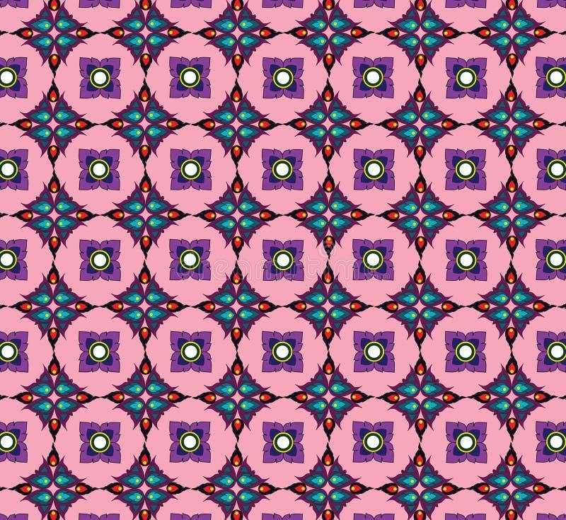 Pattens текстуры пинка цвета предпосылок стоковая фотография rf