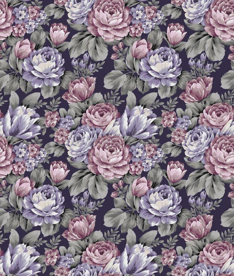 Pattern-012 illustrazione di stock