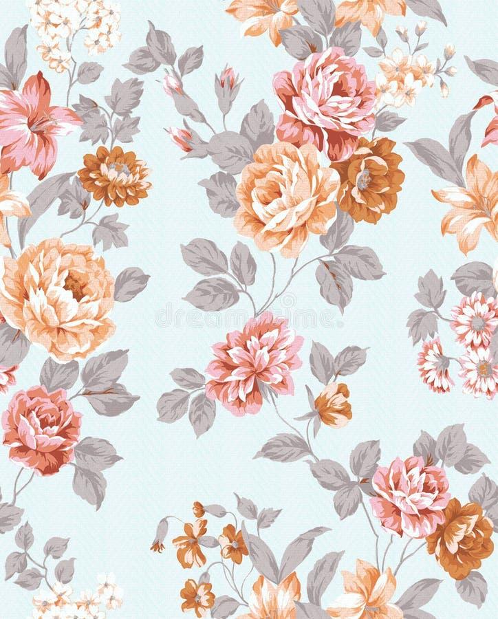 Pattern-017 senza giunte royalty illustrazione gratis
