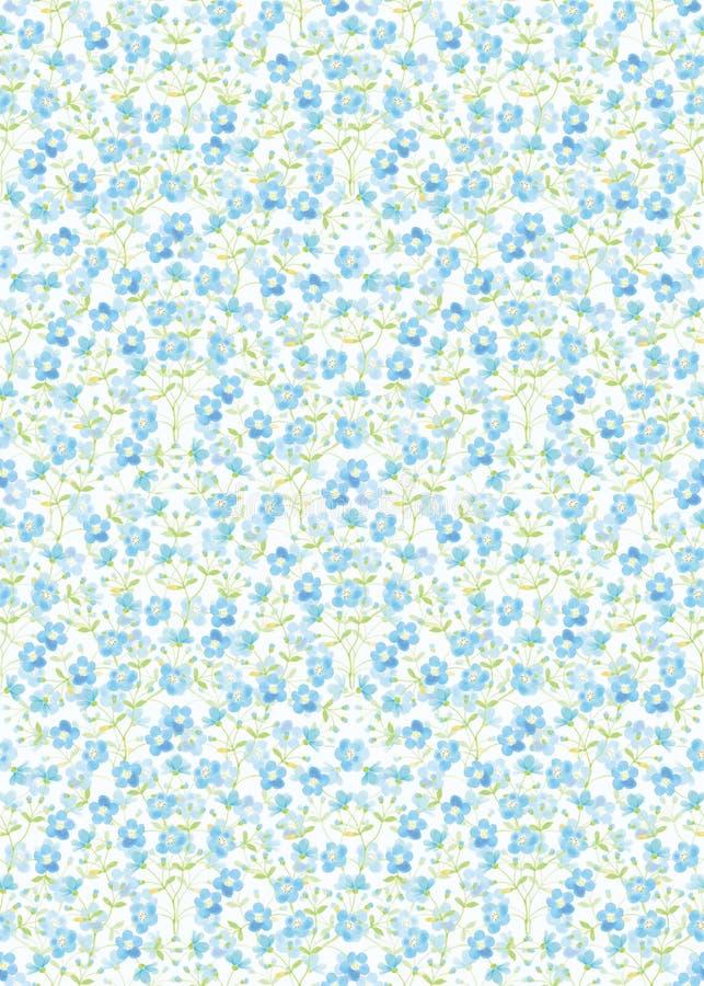 Pattern-023 senza giunte illustrazione vettoriale