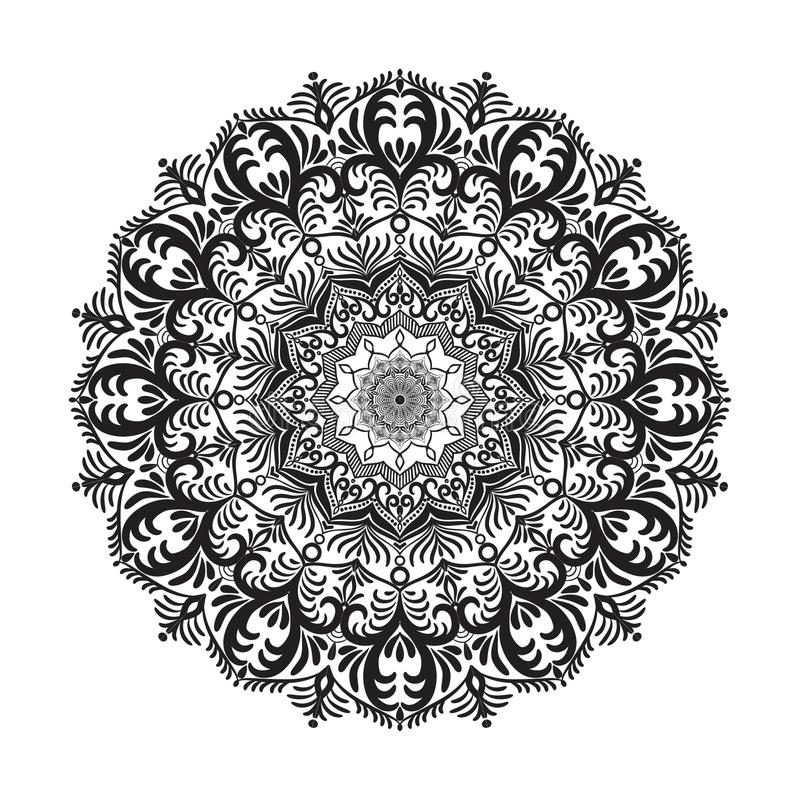 Pattern_01 illustration de vecteur