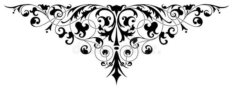 Pattern 13 stock illustration