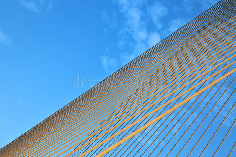 Download Pattern stock photo. Image of bridge, asia, modern, cable - 25087458