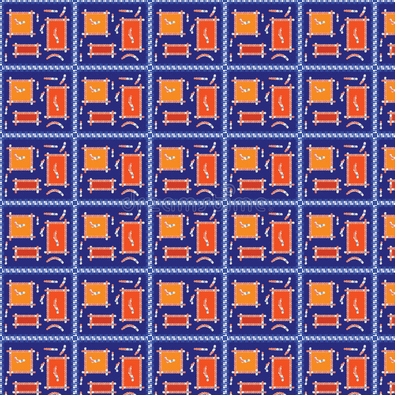 Pattern18 stock images