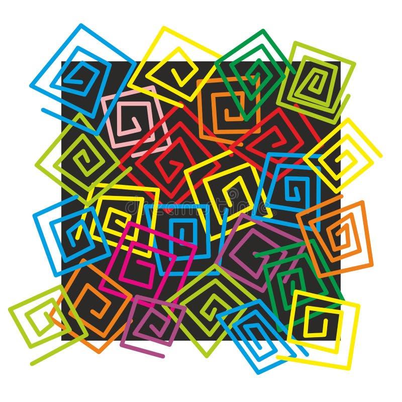 Pattern vector illustration