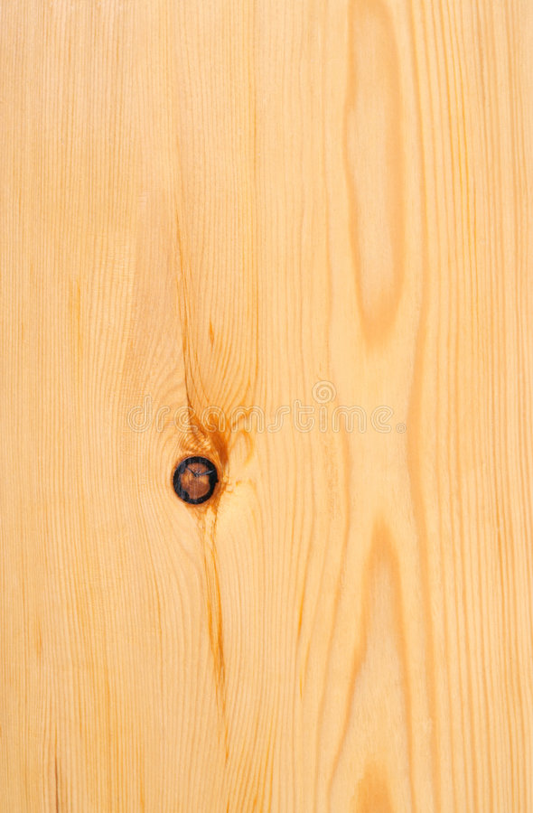 Pattern background. Knotted wood panel for pattern background royalty free stock photo