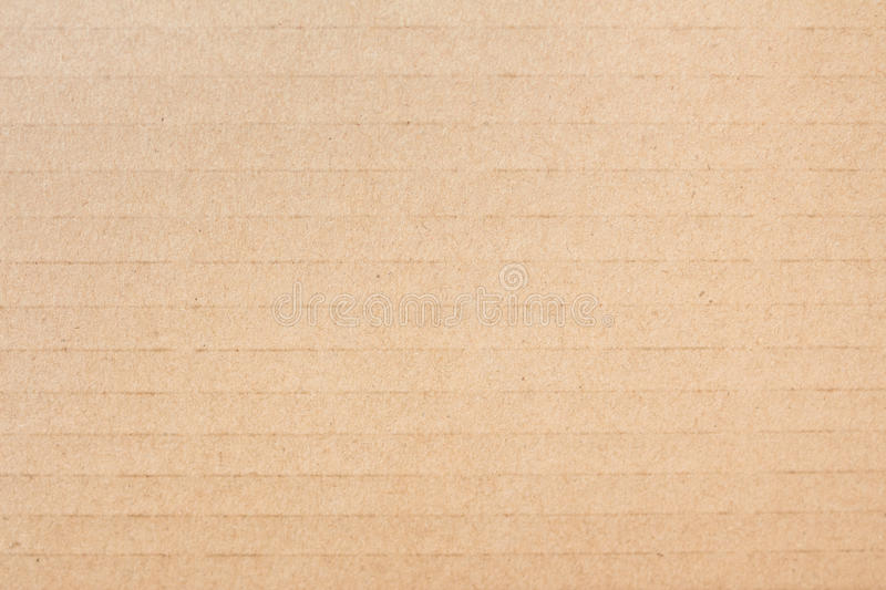 Pattern Background Cardboard. Royalty Free Stock Photography
