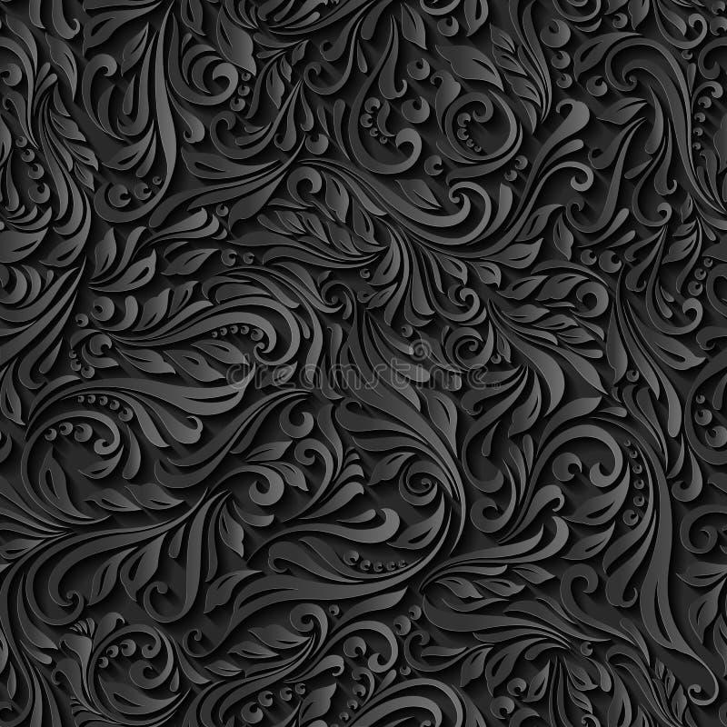 Free Pattern Black Royalty Free Stock Images - 50732379