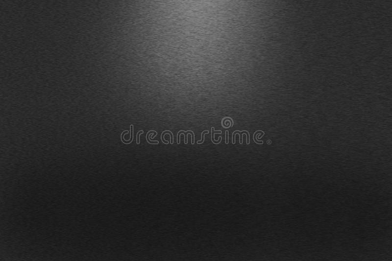 Pattern of black metal background stock photos