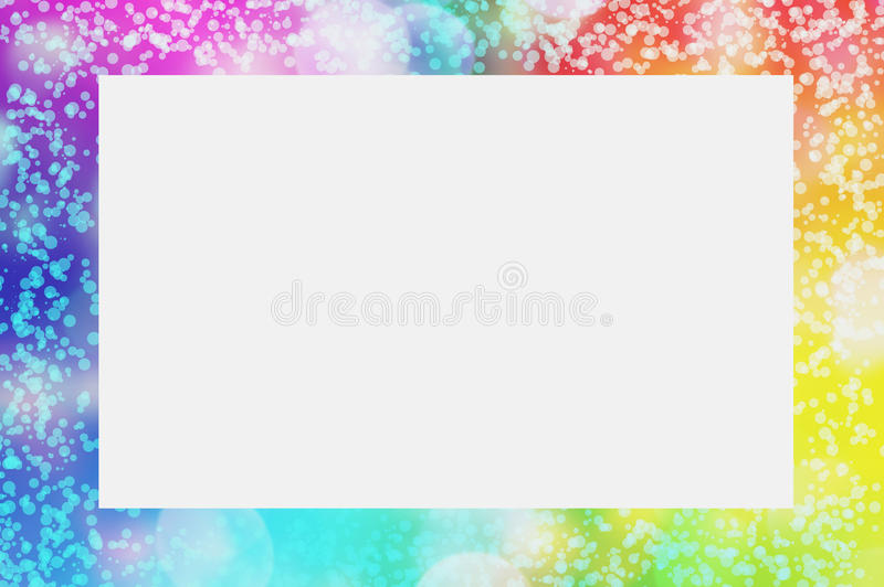 Pattern blog blur bokeh texture wallpapers and backgrounds. Blue pink white orange red yellow green brown silver turquoise grey purple rainbow violet colorful royalty free stock photo