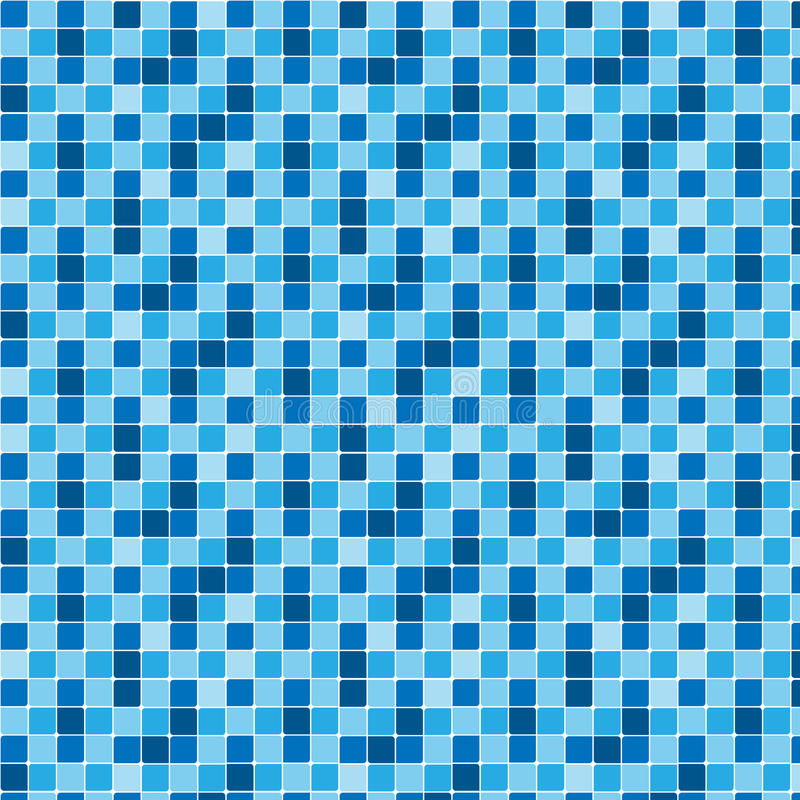 Pattern blue tiles texture. Illustration vector background, Pattern blue tiles texture vector illustration