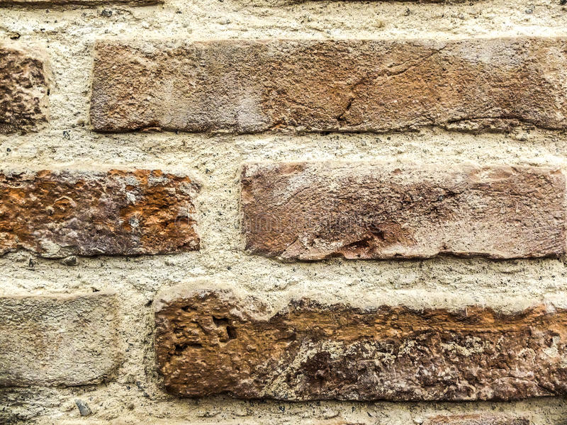 Pattern: bricks royalty free stock photos