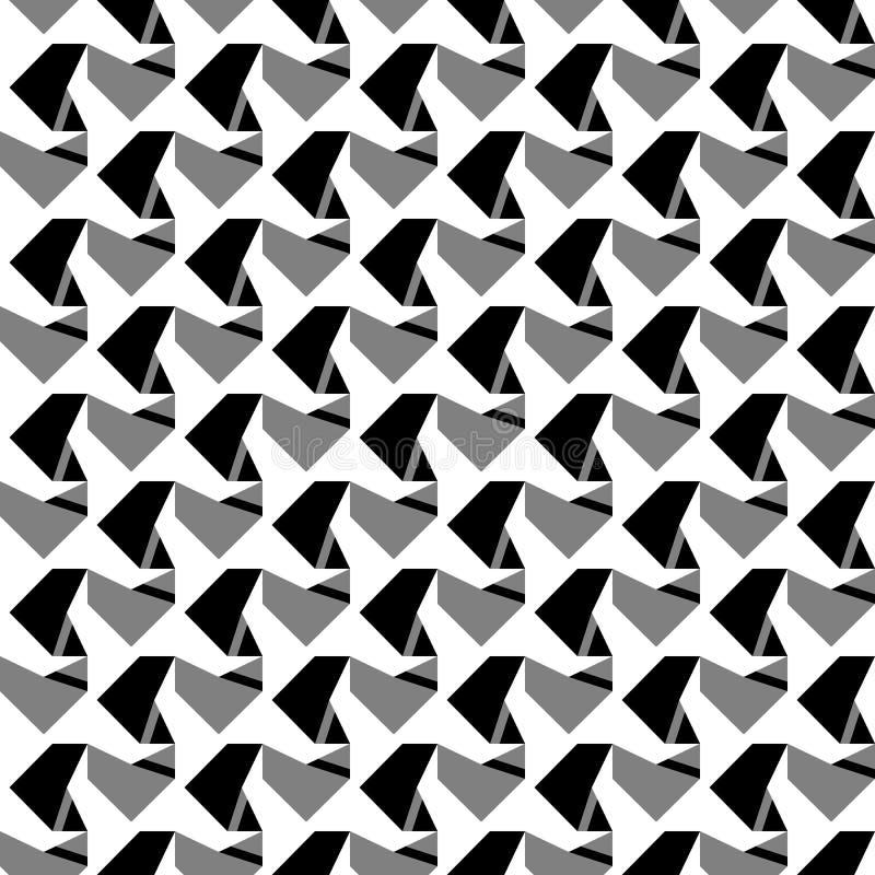Pattern-bw-0008 стоковое изображение rf