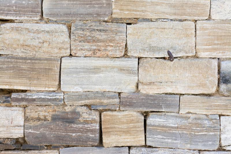 Pattern of chalk stones, wall texture  and background stock photos