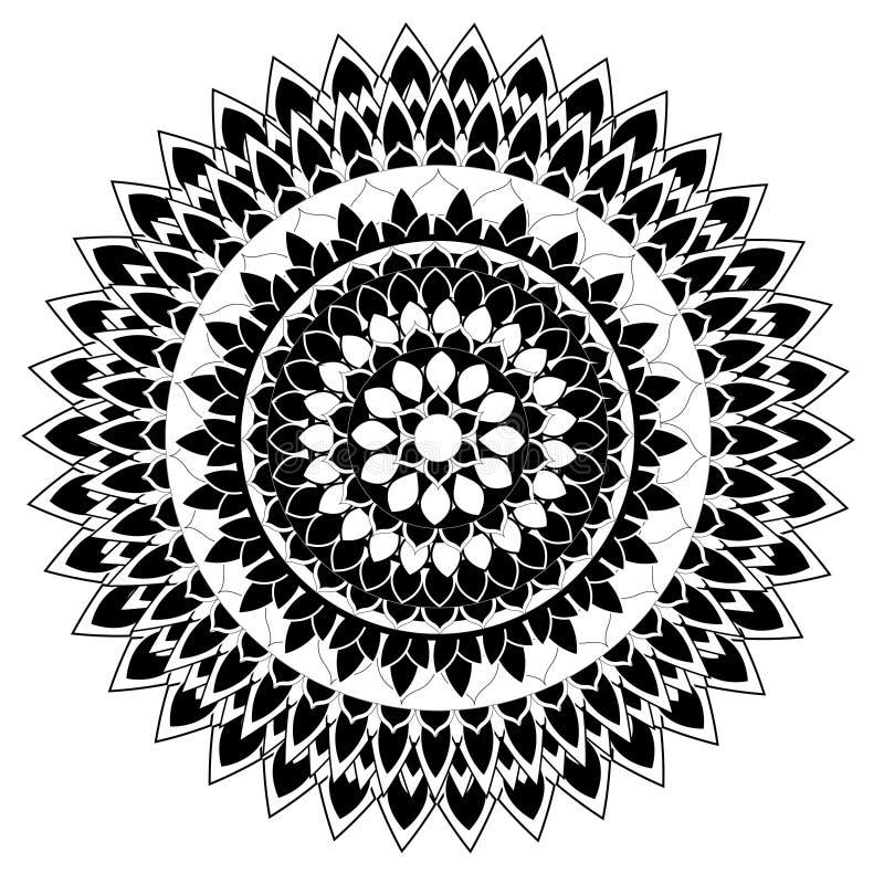 pattern circle overlay stock illustration illustration of
