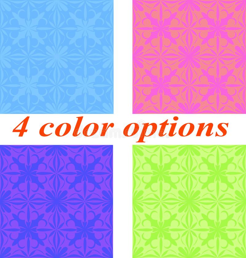 Pattern color stock photos