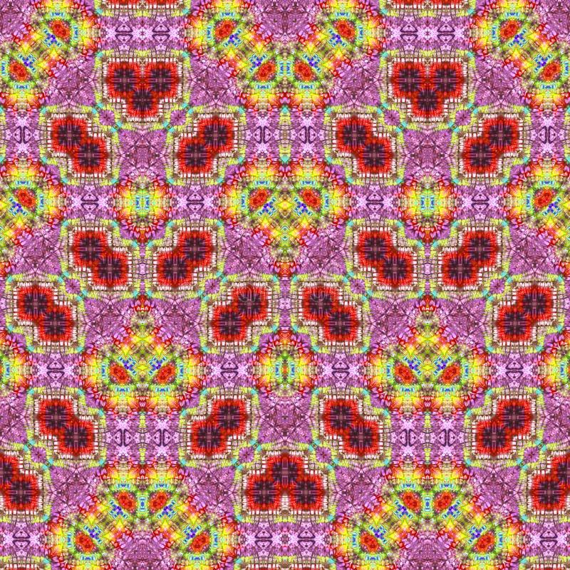 Background Seamless Abstract Tie Dye Pattern. Pattern created originally from tie dyed fabric royalty free stock photos