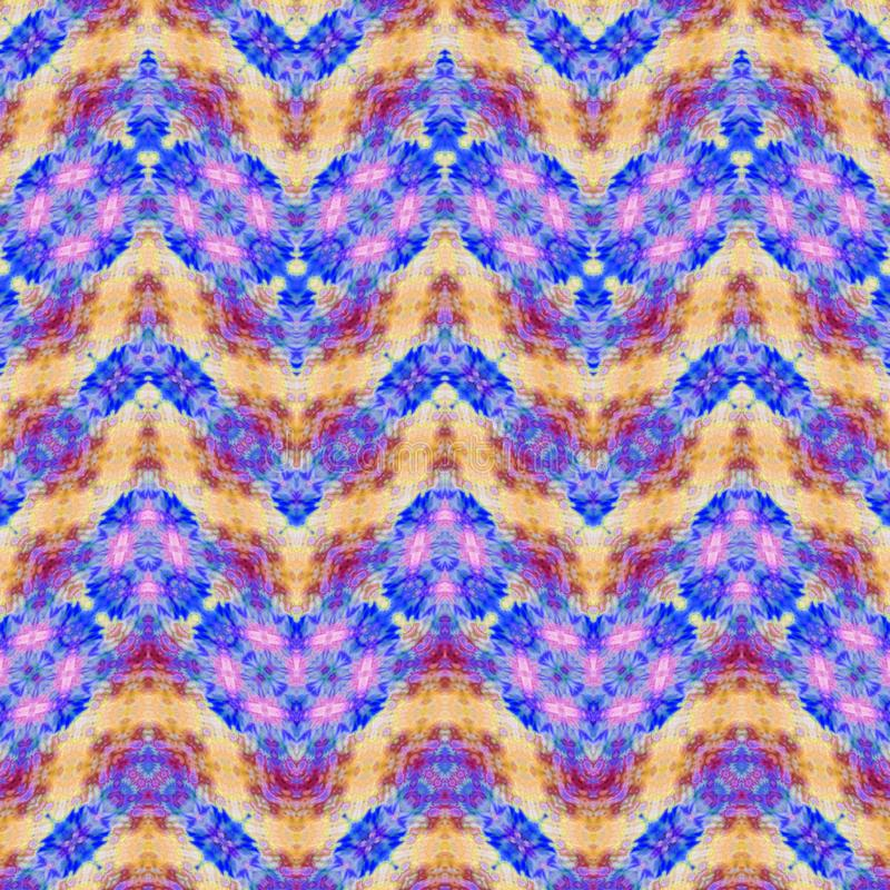 Background Seamless Abstract Tie Dye Pattern. Pattern created originally from tie dyed fabric stock photography