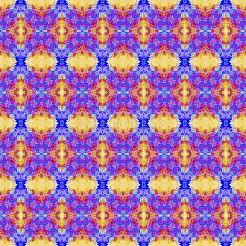 Background Seamless Abstract Tie Dye Pattern royalty free stock photos