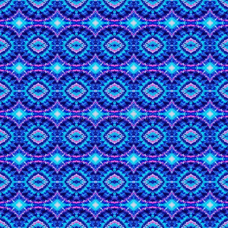 Background Seamless Abstract Tie Dye Pattern. Pattern created originally from tie dyed fabric stock photos