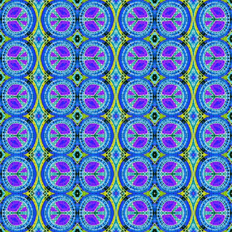 Background Seamless Abstract Tie Dye Pattern stock images