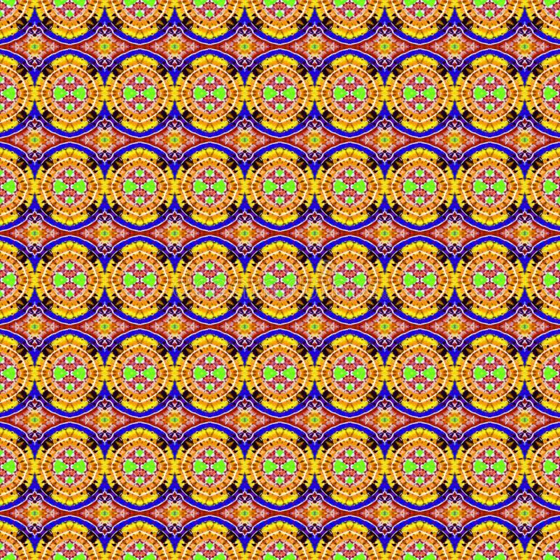 Background Seamless Abstract Tie Dye Pattern royalty free stock image