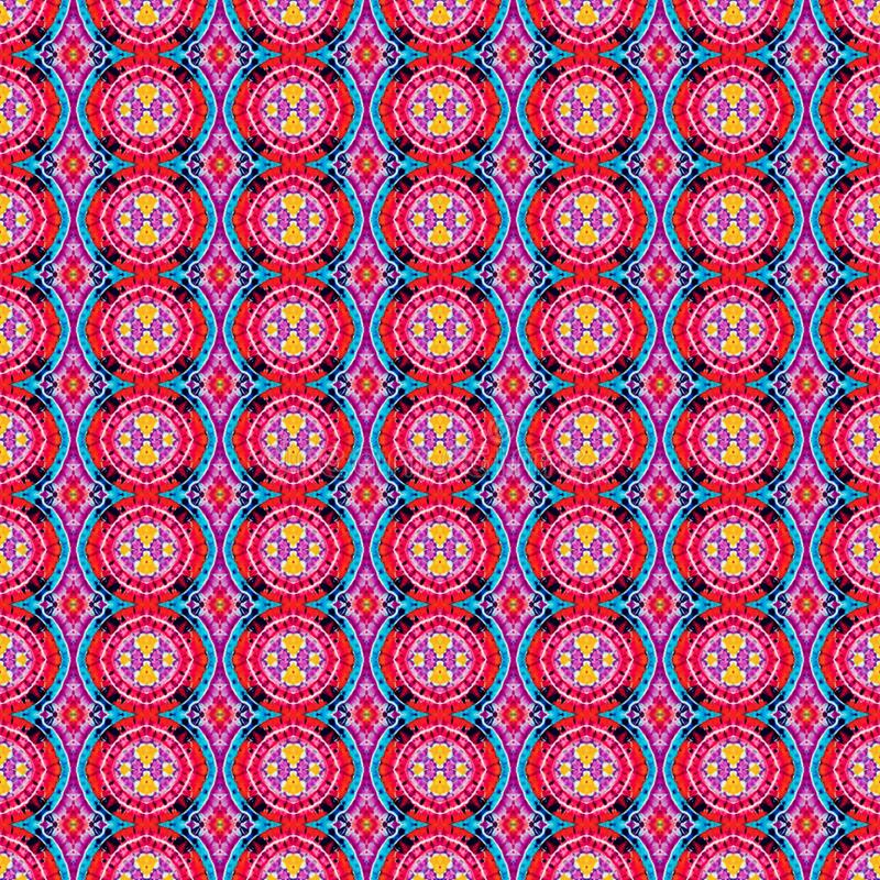 Background Seamless Abstract Tie Dye Pattern stock photography