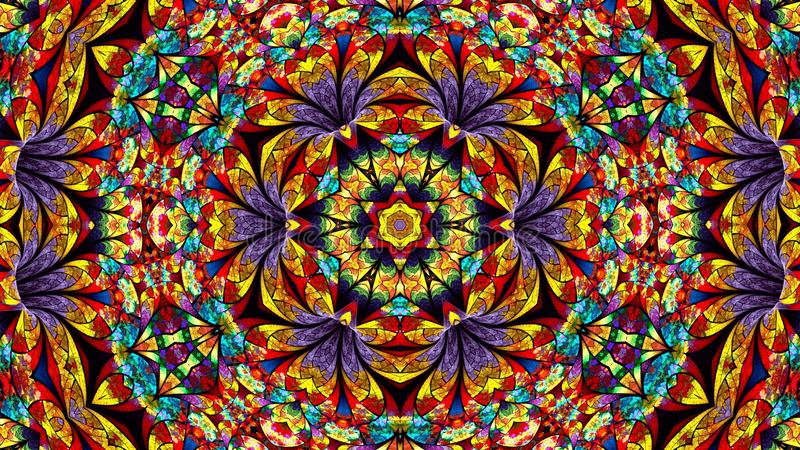 Pattern, Design, Symmetry, Kaleidoscope royalty free stock photography