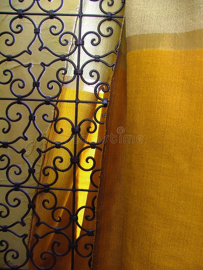Pattern and drapes royalty free stock photos