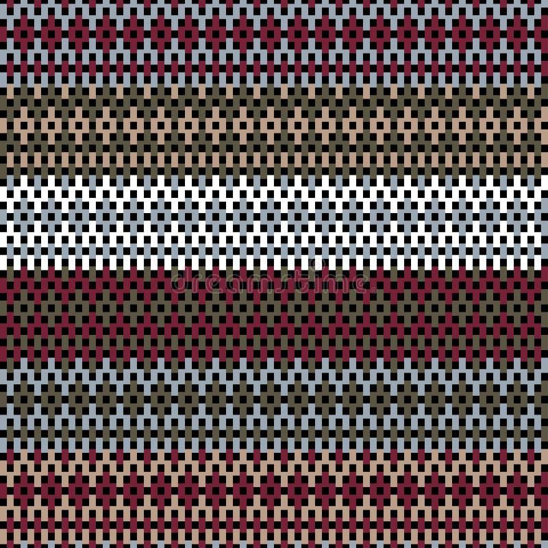 Pattern Fabric Royalty Free Stock Image
