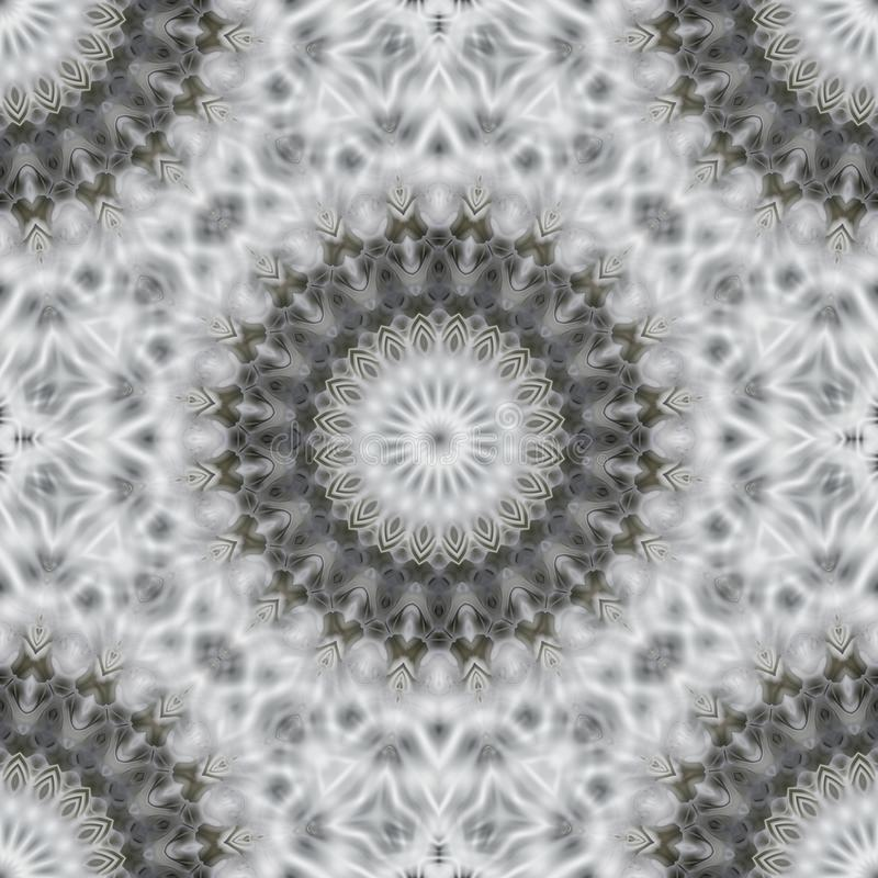Pattern, Flower, Design, Black And White royalty free stock image