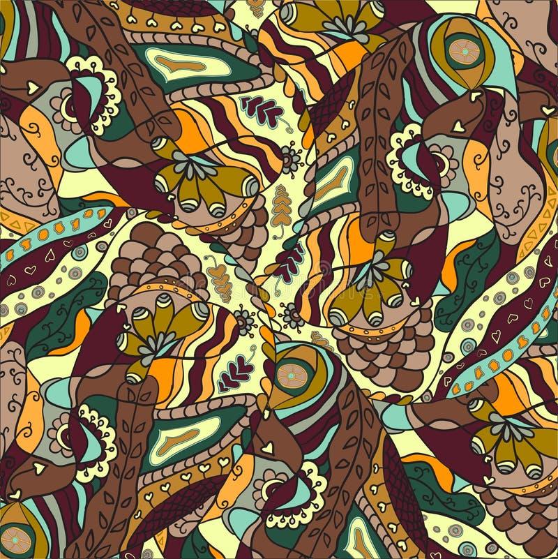Download Pattern stock illustration. Illustration of beauty, nature - 39504223