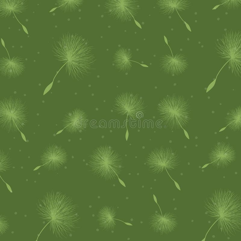 Pattern flowers. On the background vector illustration