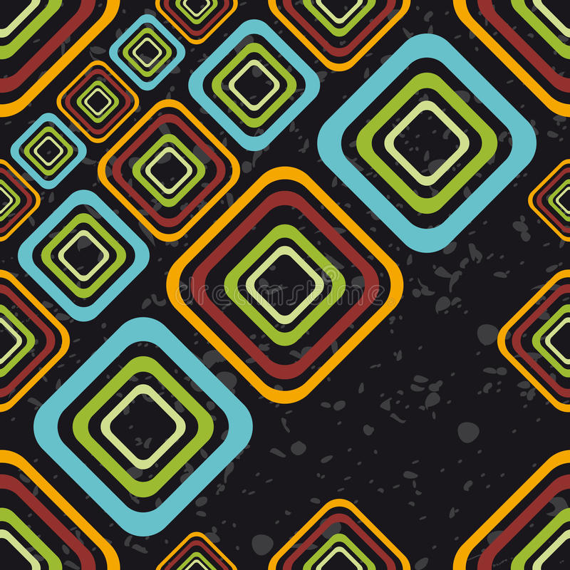 Free Pattern From Colour Squares Royalty Free Stock Photo - 14086545