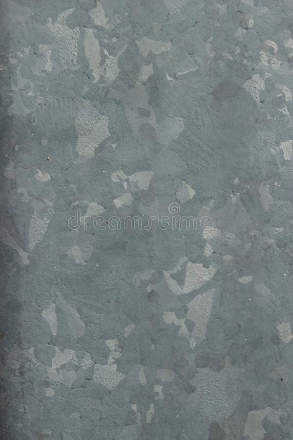 Pattern of the galvanized. The pattern of the galvanized steel sheet looks bunique stock images