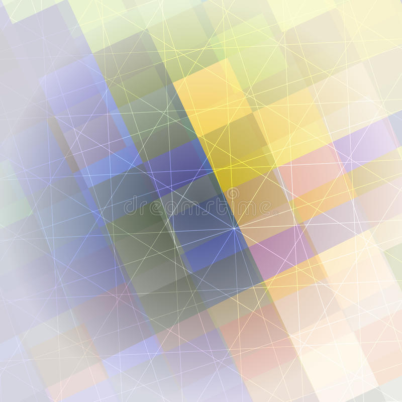 Pattern of geometric shapes.Geometric colorful background. stock photos
