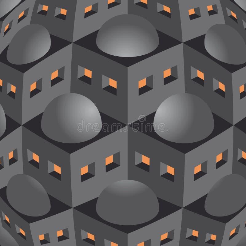 Download Pattern Greek Night (vector) Stock Vector - Image: 7193379