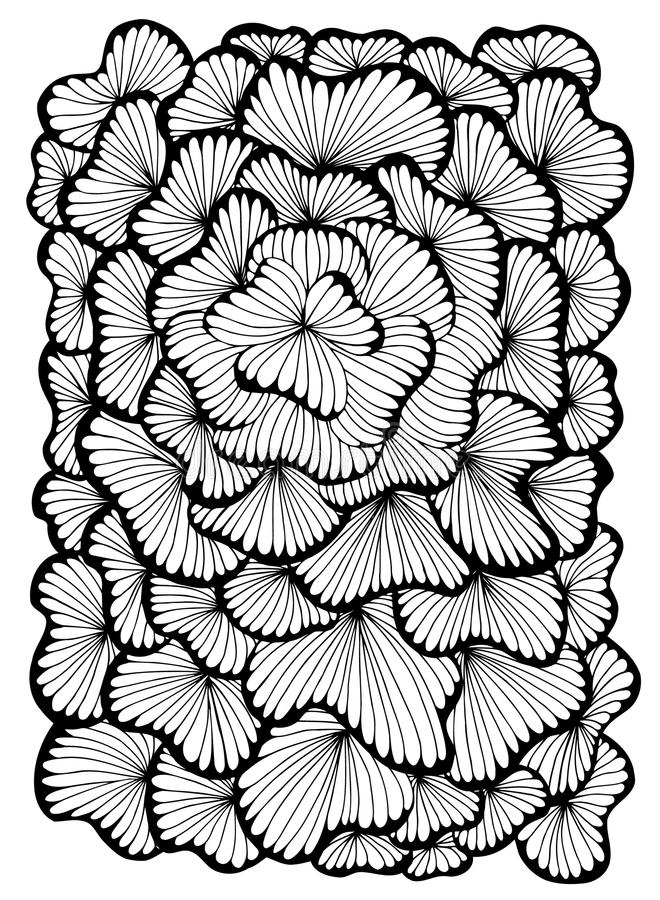 Pattern image stock illustration