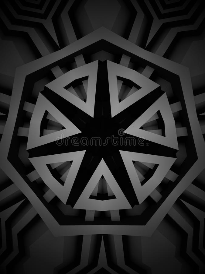 Pattern of Iran royalty free stock image