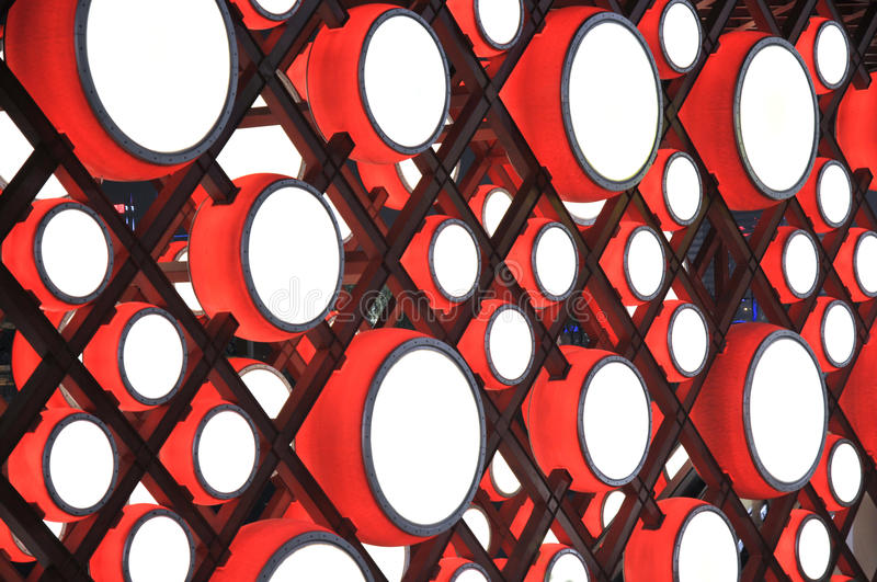 Pattern of lamp stock images
