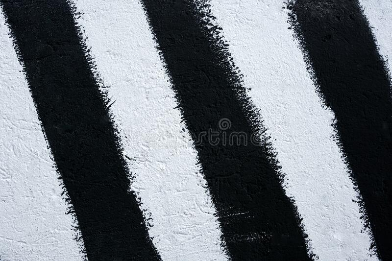 Pattern line black and white concrete background,Image includes a effect the black and white tones.Abstract background. Monochrome stock photography