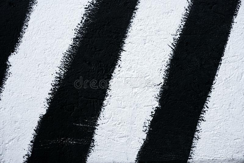 Pattern line black and white concrete background,Image includes a effect the black and white tones.Abstract background. Monochrome royalty free stock image