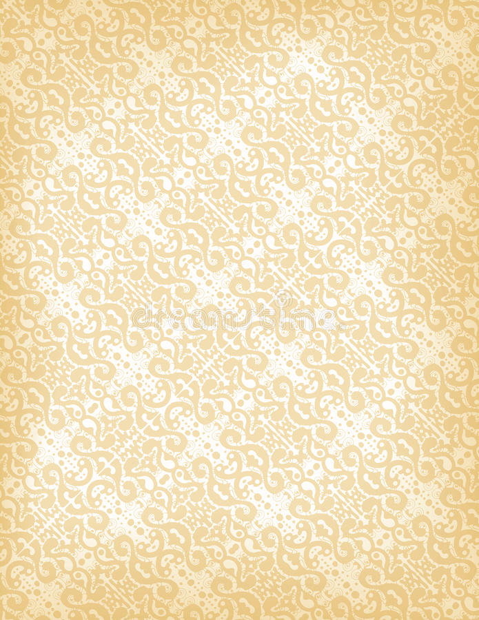 Pattern Magnifico vector illustration