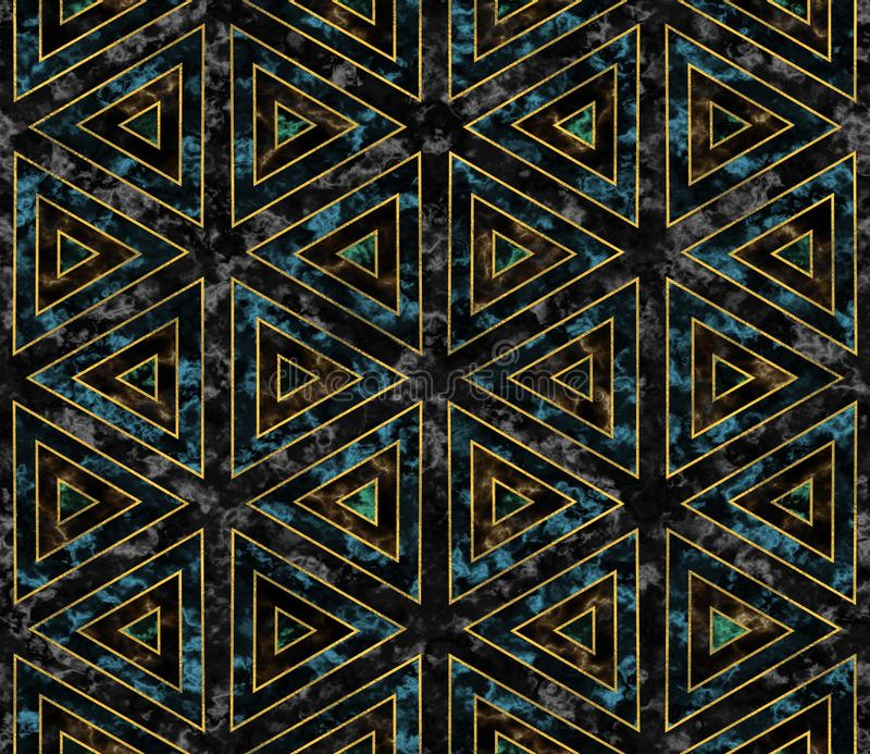 Pattern with marble royalty free stock photo